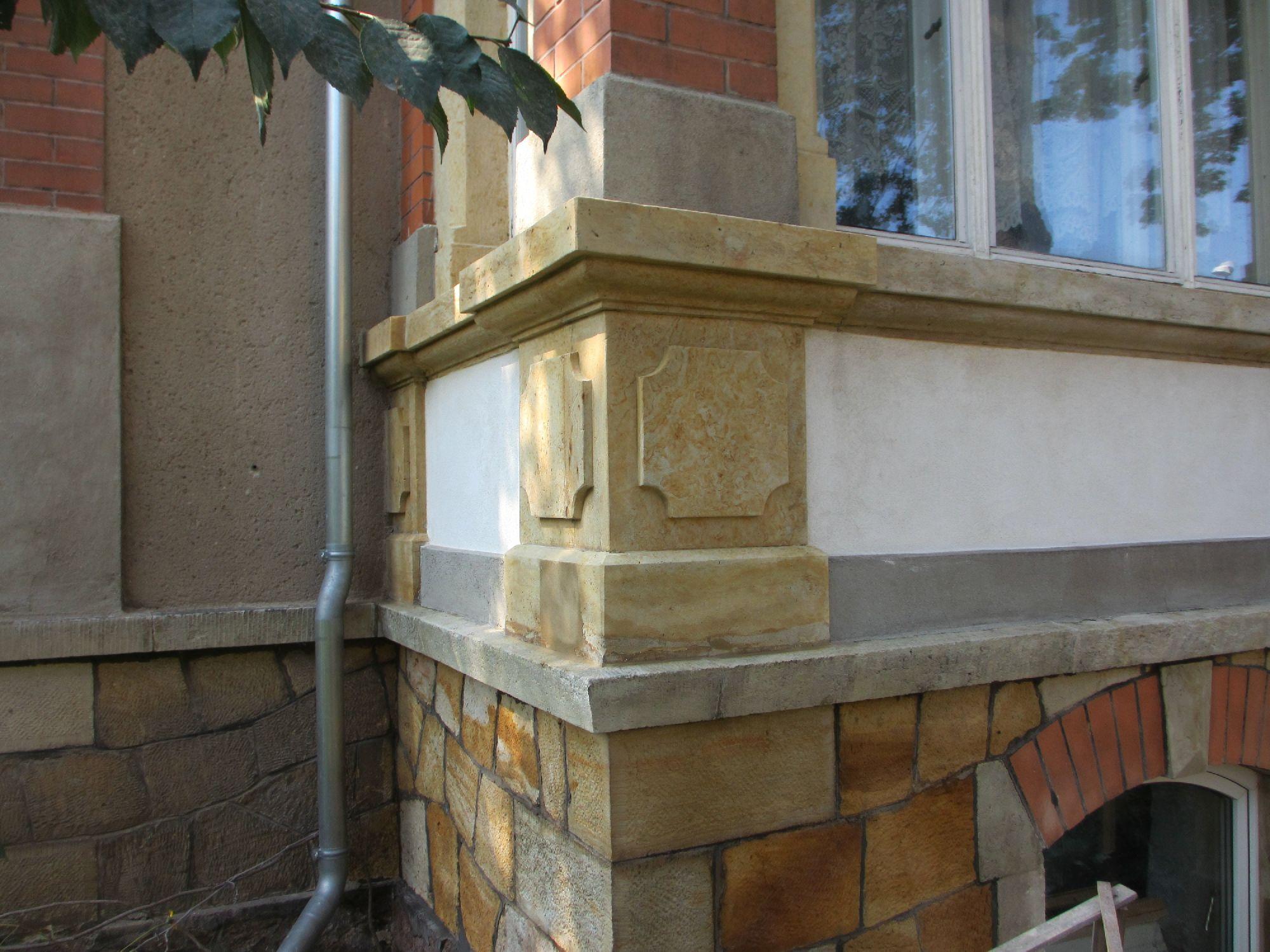 Bau und Restauration Steinmetz Drechsel